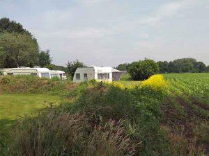veld speciaal voor campers en caravans